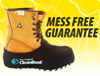 Mess Free Guarantee